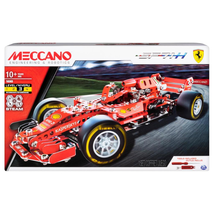 Meccano Ferrari Formula 1