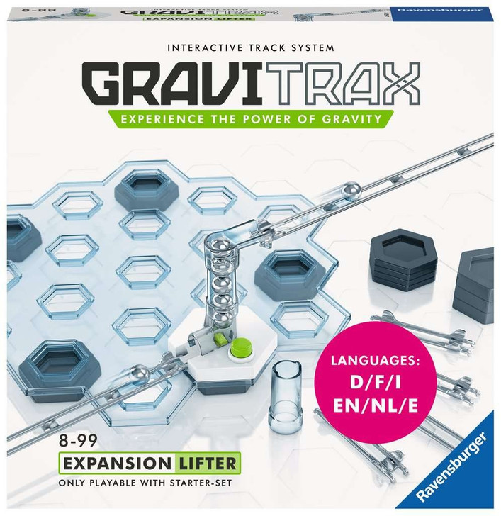 Gravitrax Lifter Expansion Set - Lift Pack