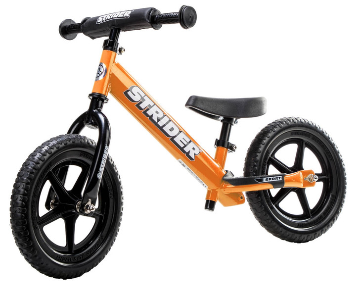 "Strider 12"" Sport Balance Bike - Orange"