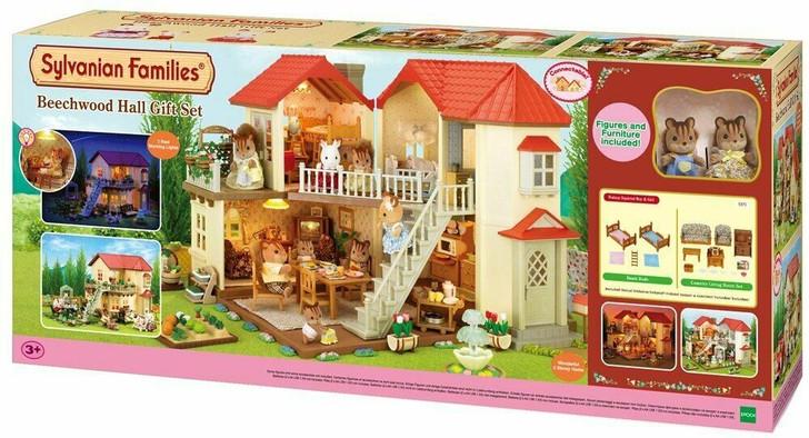 Sylvanian Families - Beechwood Hall Gift Set SF5171