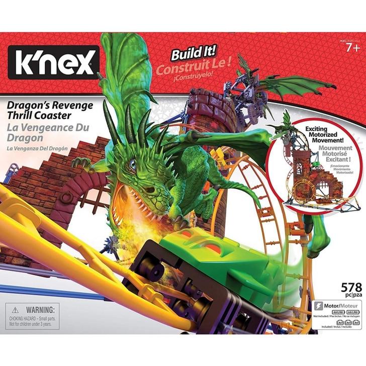 K'Nex Dragon Revenge Roller Coaster