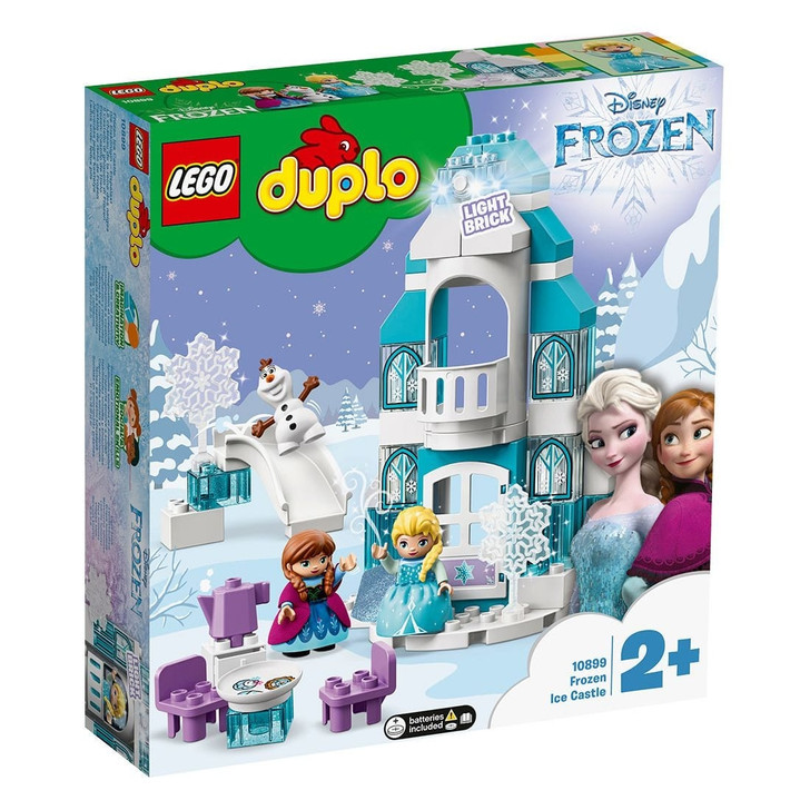 LEGO DUPLO Frozen Ice Castle 10899