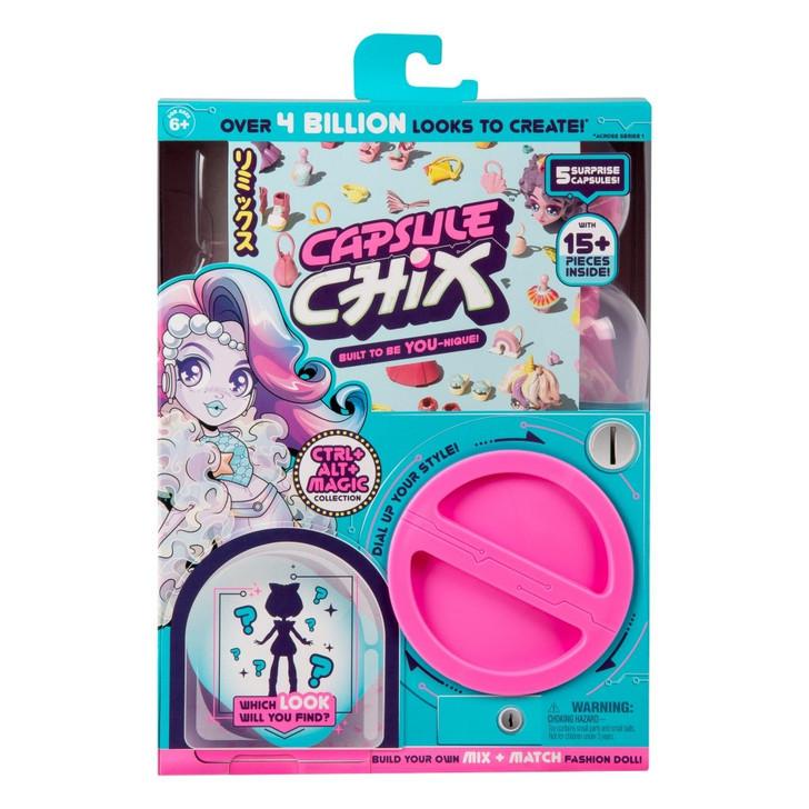 Capsule Chix Fashion Doll – Ctrl+Alt+Magic