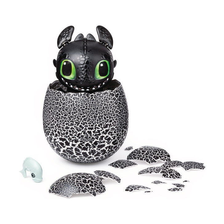 Hatching Toothless - How to Train your Dragon