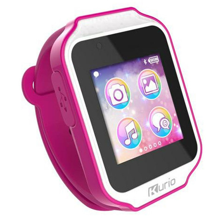 Kurio Watch Glow Kids Smart Watch - Pink
