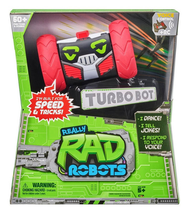Really Rad Robots - Turbo Bot