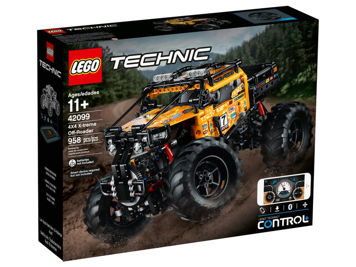 LEGO Technic 4X4 X-treme Off Roader 42099
