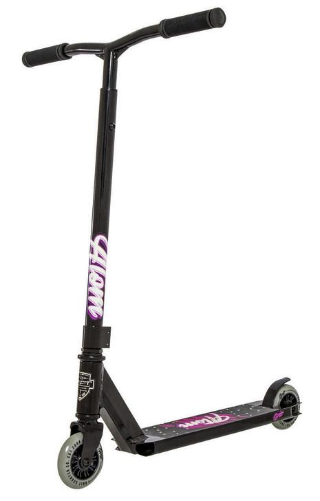 Grit Atom - 2 Wheel Scooter - Black Height Adjustable
