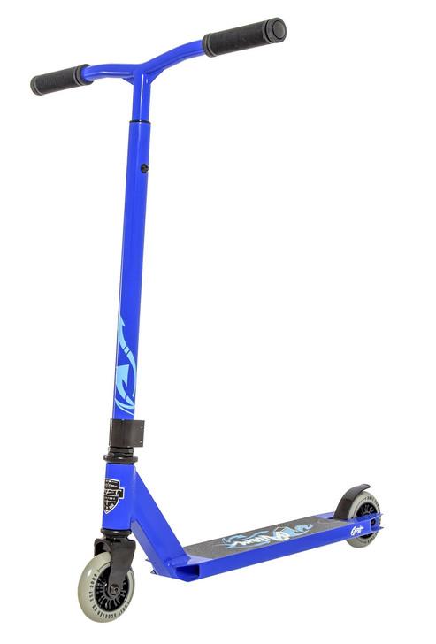 Grit Atom - 2 Wheel Scooter - Blue Height Adjustable
