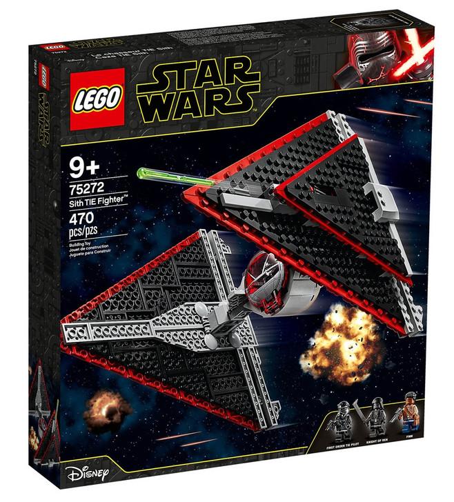 LEGO Star Wars Sith TIE Fighter™ 75272