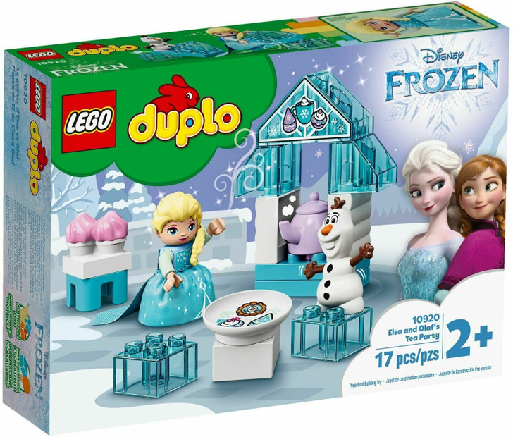 LEGO Disney Frozen Elsa and Olaf's Tea Party 10920
