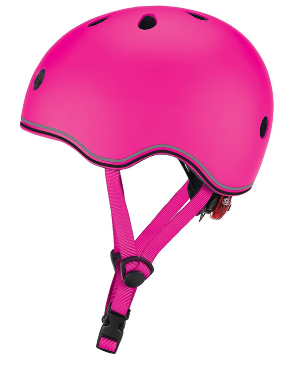 Globber Helmet for Toddlers - Pink - Extra Small (46-51cm)