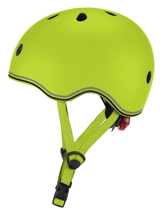 Globber Helmet for Toddlers - Lime Green - Extra Small