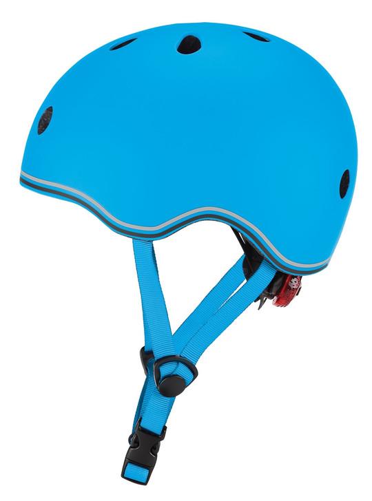 Globber Helmet for Toddlers - Sky Blue - Extra Small (46-51cm)