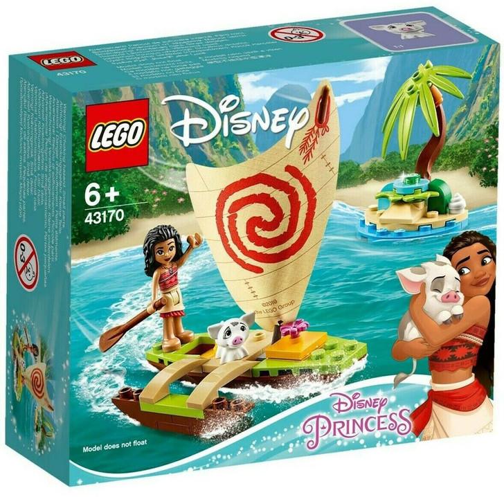 LEGO Disney Moana's Ocean Adventure 43170