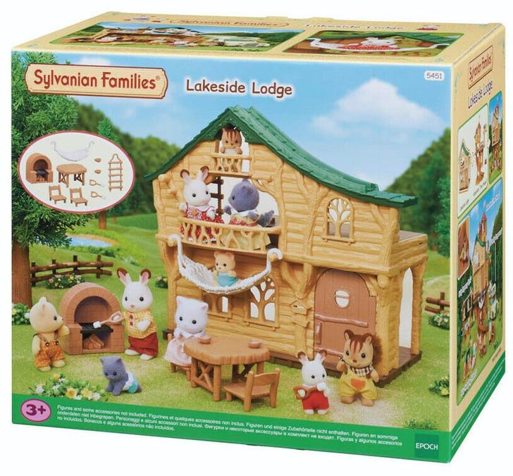 Sylvanian Families - Lakeside Lodge SF5451