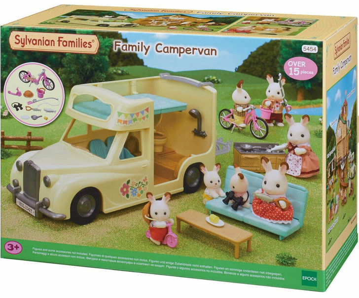 Sylvanian Families - Family Campervan SF5454