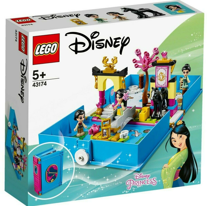 LEGO Disney Mulan's Storybook Adventures 43174