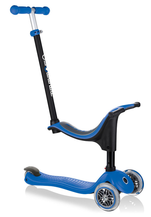 Globber GO UP Sporty Scooter - Blue