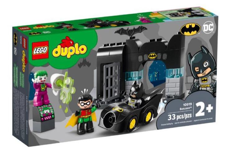 LEGO DUPLO DC Super Heroes Batcave 10919