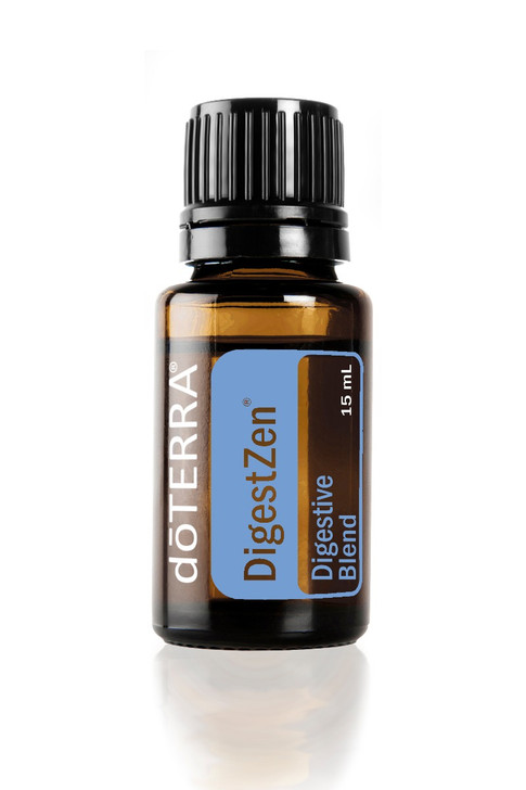 doTERRA DigestZen Essential Oil Blend 15ml