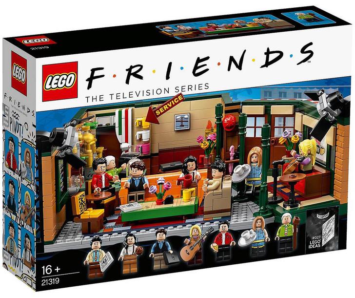 LEGO Ideas Central Perk Friends Set 21319
