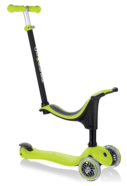 Globber GO UP Sporty Scooter - Green