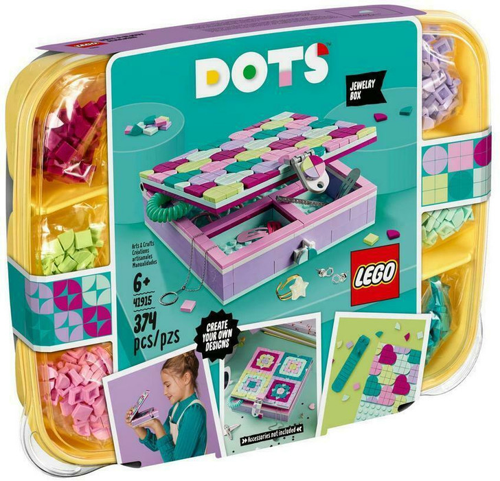 LEGO DOTS Jewellery Box 41915