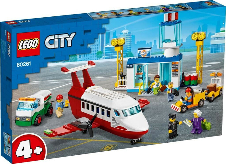 LEGO City Central Airport 60261