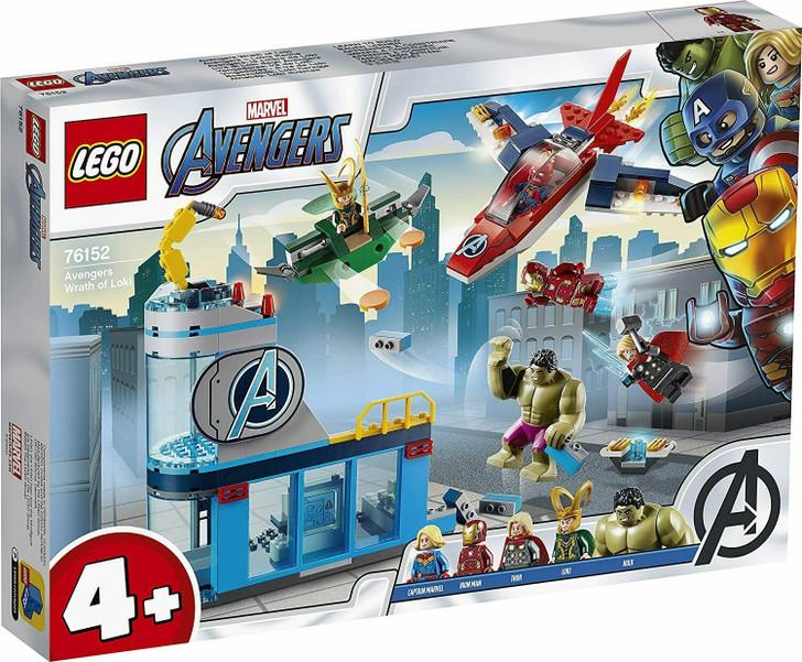LEGO Super Heroes Avengers Wrath of Loki 76152