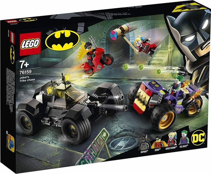 LEGO DC Super Heroes Batman Joker's Trike Chase 76159