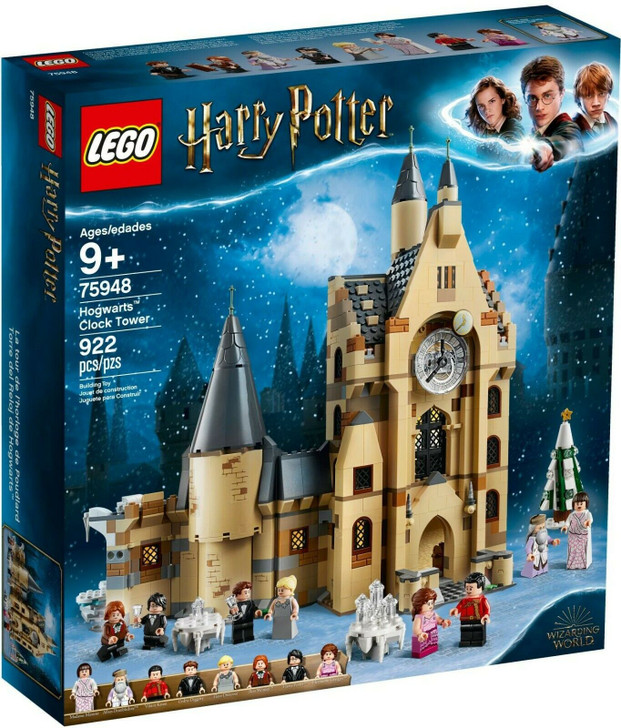 LEGO Harry Potter Hogwarts Clock Tower 75948
