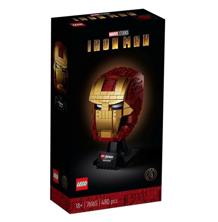 LEGO Super Heroes Iron Man Helmet 76165