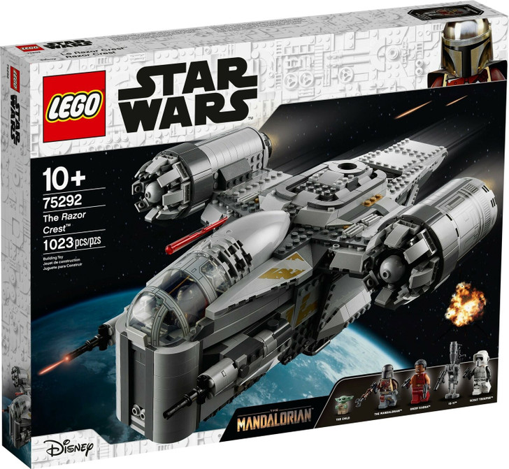 LEGO Star Wars The Razor Crest 75292
