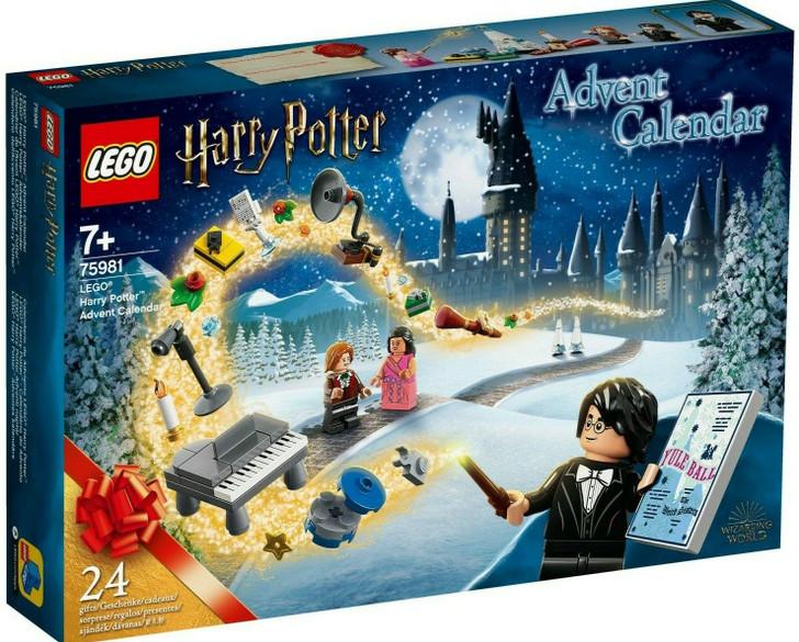 LEGO Harry Potter Advent Calendar 2020 - 75981