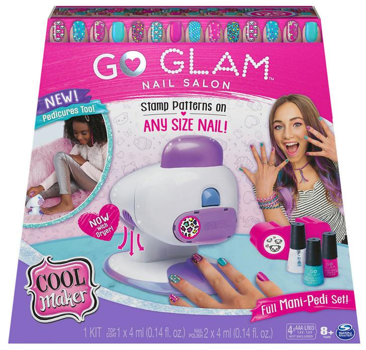 Cool Maker Go Glam Deluxe Nail Salon