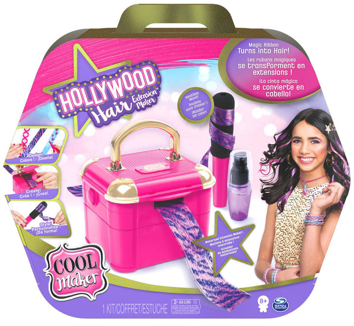 Cool Maker Hollywood Hair Extension Maker Studio