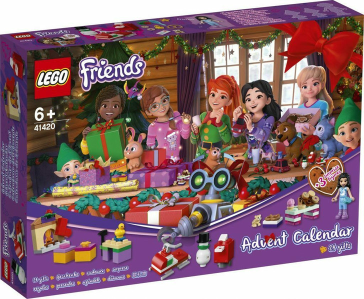 LEGO Friends Advent Calendar 2020 - 41420