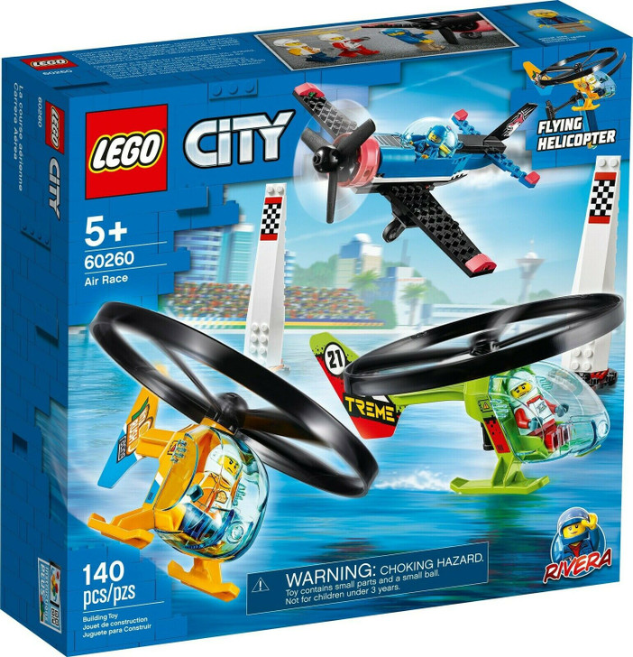 LEGO City Air Race 60260