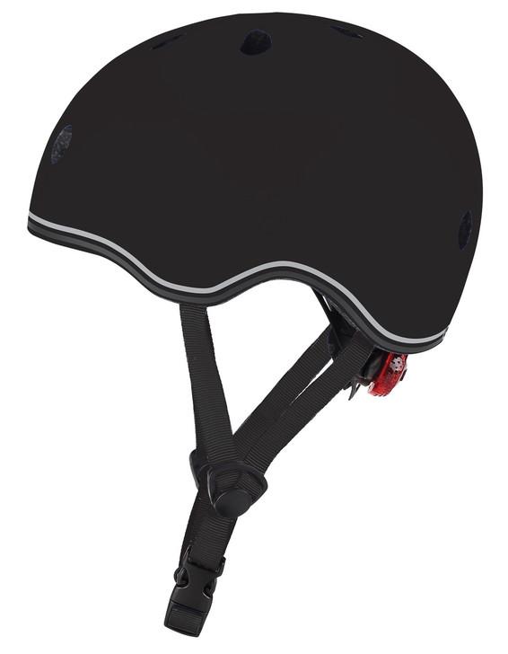 Globber Helmet - Black - Small (51-55cm)