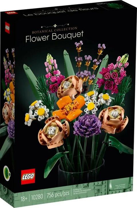 LEGO Creator Expert Flower Bouquet 10280