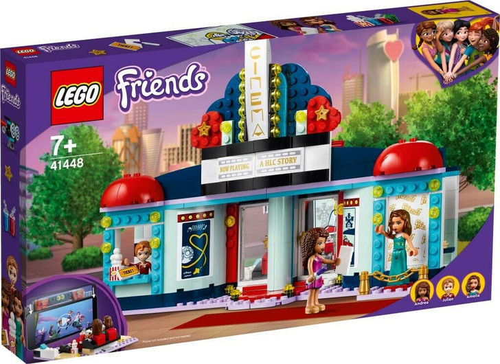LEGO Friends Heartlake City Cinema 41448