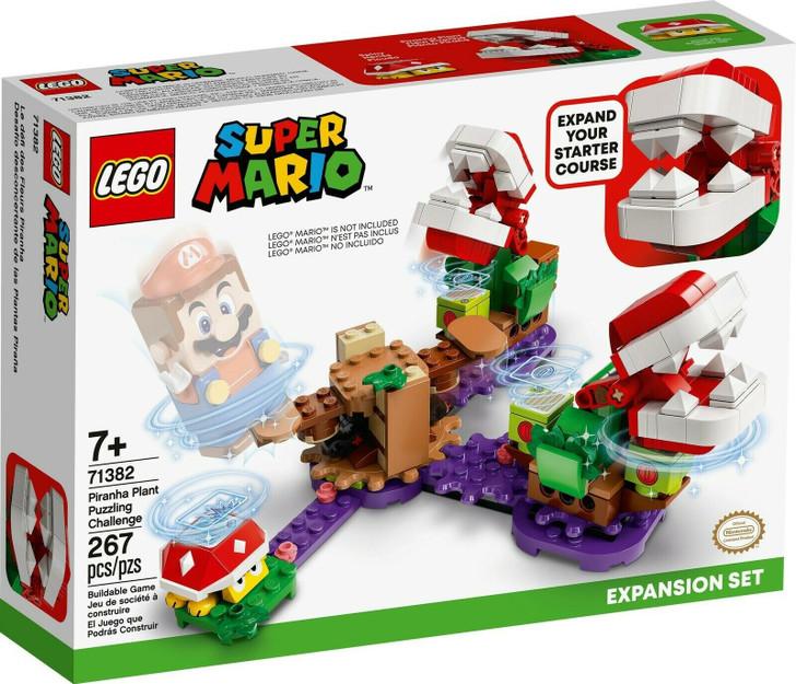 Copy of LEGO Super Mario Piranha Plant Puzzling Challenge Expansion Set 71382