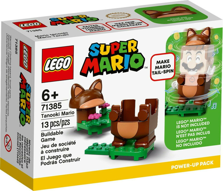 LEGO Super Mario Tanooki Mario Power-Up Pack 71385