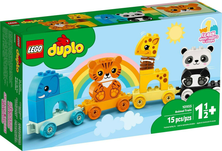 LEGO DUPLO Animal Train 10955