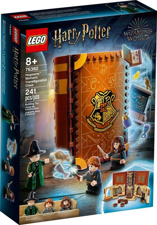 LEGO Harry Potter Hogwarts Moment: Transfiguration Class - 76382