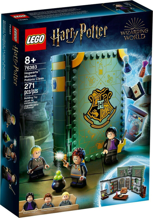 LEGO Harry Potter Hogwarts Moment: Potions Class - 76383
