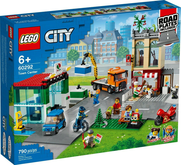LEGO City Town Centre 60292