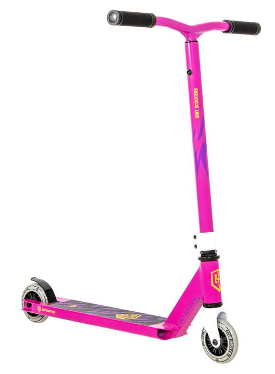 Grit Atom - 2 Wheel Scooter - Pink 2021 Height Adjustable