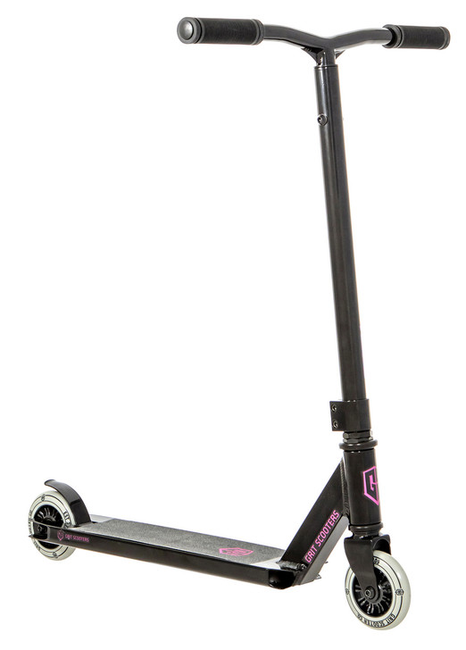 Grit Atom - 2 Wheel Scooter - Black 2021 Height Adjustable